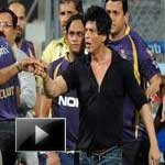 Shah Rukh Khan, Wankhede, drunk srk, KKR, Wankhede Mumbai, SRK fights, MCA authorities, SRK inebriated, SRK ban, Shah Rukh Khan abuses, ibtl videos, ibtl exclusive