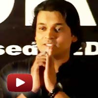 TEDxSRM, Rahul K Easwar, India is My Religion, author and activist, Kerala, Namboothiri Brahmin Family, Vedanta, Education, lifology, philosophy, Indian culture, Anti-terrorism, Nationalism, ibtl video, ibtl video of the day
