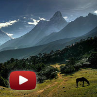 Himalaya, god Himavat, Shiva Parvati, Paro Taktsang, Padmasambhava, Buddhism, Bhutan, Himalayas, ibtl videos