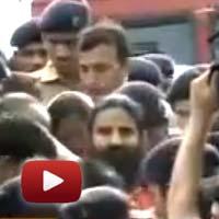 Baba Ramdev, Press Conference, Dehradun Jail, Jail Utsav, aastha tv live, acharya balkrishna jail, doon jail, ibtl vidoes