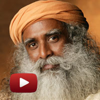 Sadhguru, Bhaja Govindam, Isha Yoga Center, photo montage, Sadhguru, ibtl