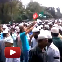 Mumbai Azad Maidan Violence, Exclusive Video, 11 Aug 2012 mumbai, muslim youth, ibtl