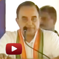 baba ramdev, Dr Subramanian Swamy, Ramlila Maidan, congress, nda, videos, news, ibtl vidoes