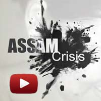 Assam Crisis, Sri Sri, Ravi Shankar Assam visit, midst of chaos, violence, mayhem in Assam, The Art of Living, Chirang, Kokrajhar, Bodo-land