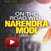 My focus is Gujarat, Rajdeep Sardesai interview with modi, ibn video, vivekanand yuva vikas yatra,