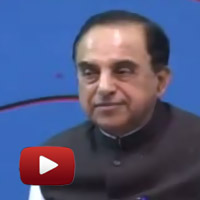 Rahul Gandhi fraud company, dr swamy exposed rahul gandhi, swamy conference ahemdabad,