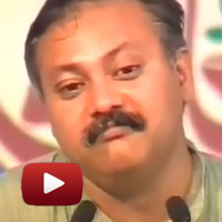Independence in 1947, devaluations of the rupee: In 1966 and 1991, rajiv dixit lectures,