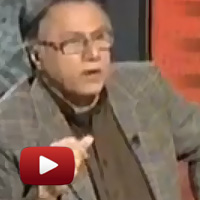 Hassan Nisar, syndicated columnist analyst, talk show Choraha, Geo TV, Pakistan, bhagat singh chowk, udham singh