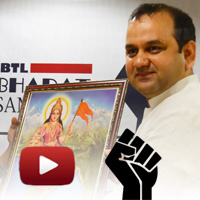 Shri Maheish Girri speech,  International Director Art of Living, IBTL Bharat Samvaad videos