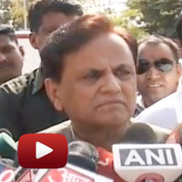 Ahmed Patel vs Mod, ahmed patel commenting, Vadodara seat, gujarat election, desh gujarat video, modi and bjp