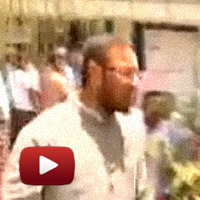 MIM Leader Asaduddin Owaisi, beating voters, during General Elections, Akbaruddin Owaisi, incendiary speech, akbaruddin owaisi on 28.12.2012