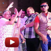 yo yo Honey Singh, Dancing with Sheila, Cheif minister Delhi Sheila Dixit, Live on Stage