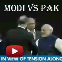 Narendra Modi, Pak delegation, Vibrant Gujarat Summit, Indo-Pak tension