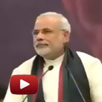 Narendra Modi, meets students, Shri Ram College of Commerce, new Delhi, modi as PM