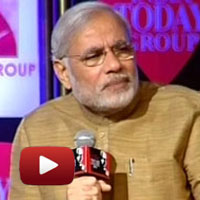 Narendra Modi, India Today Conclave 13, modi india today speech