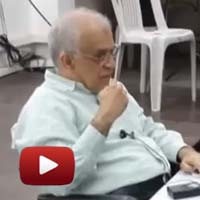 IIT Mumbai, rajiv malhotra videos, Loss of purva-paksha tradition, east vs west