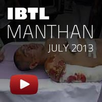 IBTL Manthan, Politicizing Terror A Disaster in Making, SupportIB, ishrat jahan