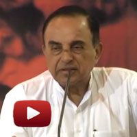 Deterioration, Indian Economy, UPA regime, Dr Subramanian Swamy