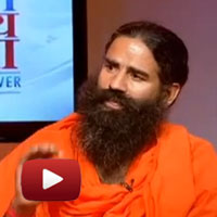 anchor Ashutosh Rana, Zee Media's Bharat Bhagya Vidhata, Nishane Pe yoga guru Baba Ramdev