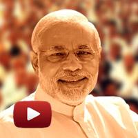 Modi aane waala hai, NaMo Anthem, modi song by Udit Narayan