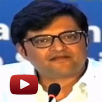 Arnab Goswami on aap, Ashutosh ibn, Aam Aadmi Party